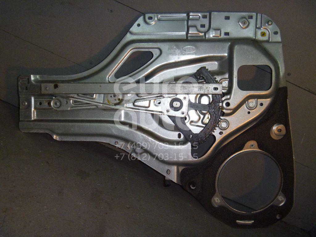 Стеклоподъемник электр. задний правый для Kia Sportage 2004-2010 - Фото №1