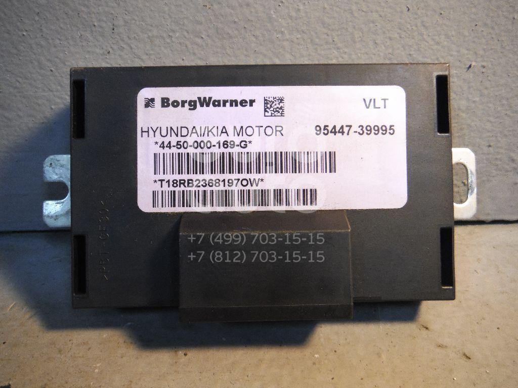 Блок управления АКПП для Kia,Hyundai Sportage 2004-2010;Tucson 2004-2010 - Фото №1