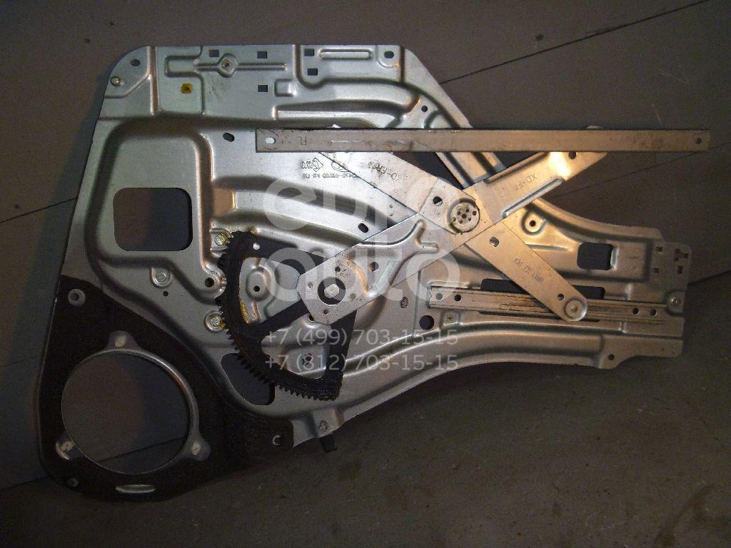 Стеклоподъемник электр. передний левый для Kia Sportage 2004-2010 - Фото №1
