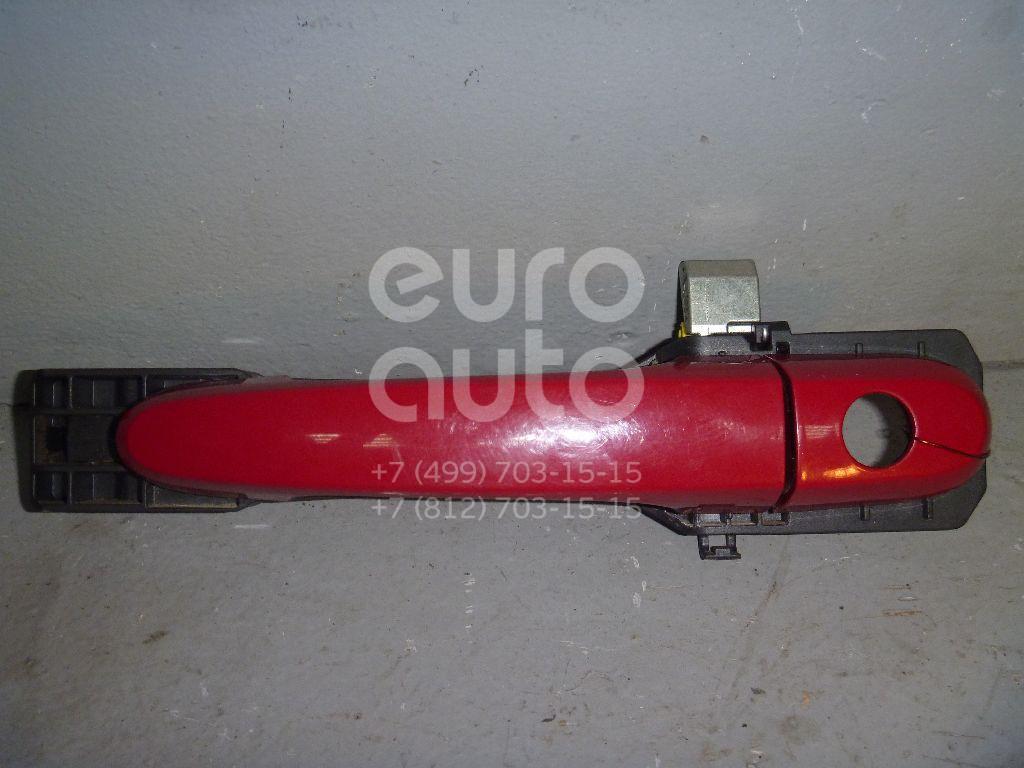 Ручка двери передней наружная левая для Kia Sportage 2004-2010 - Фото №1