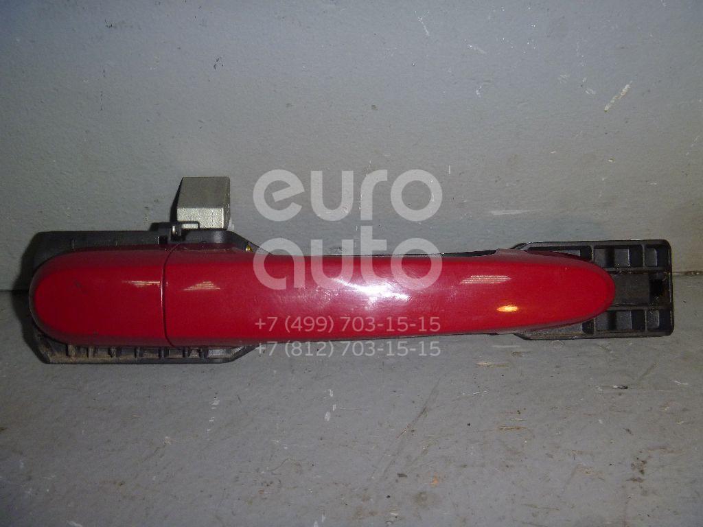 Ручка двери задней наружная правая для Kia Sportage 2004-2010 - Фото №1