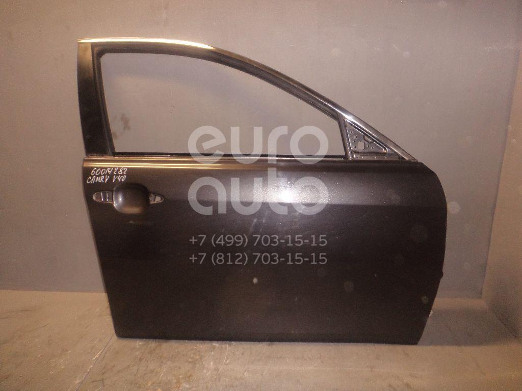 Дверь передняя правая для Toyota Camry V40 2006-2011 - Фото №1