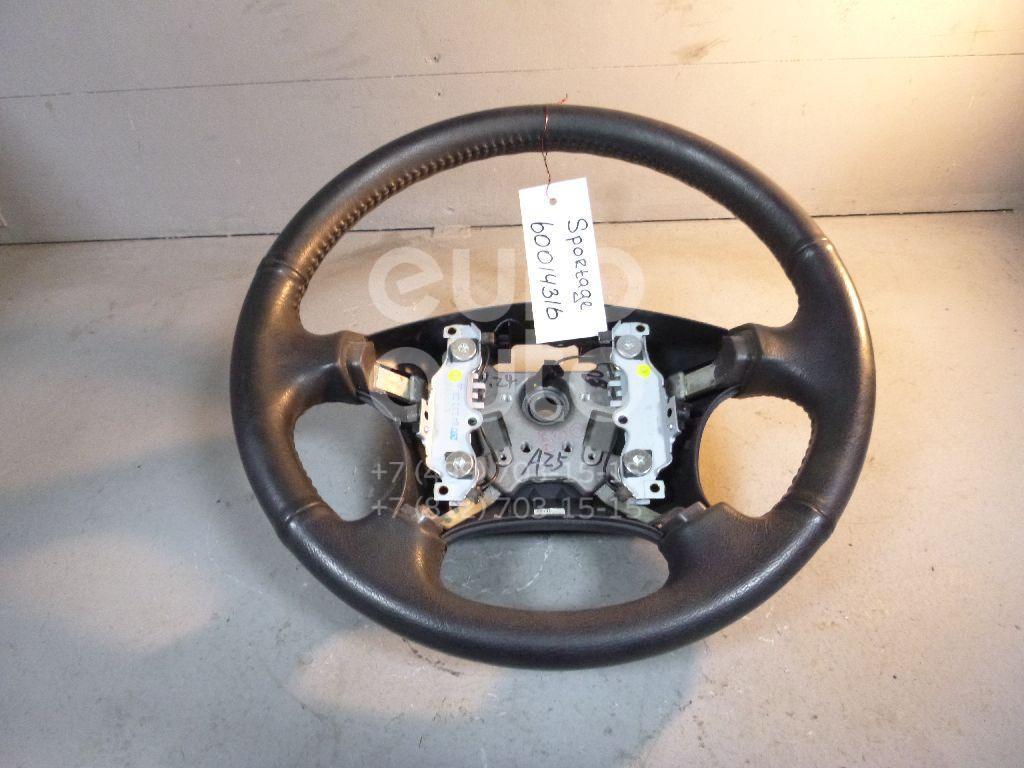 Рулевое колесо для AIR BAG (без AIR BAG) для Kia Sportage 2004-2010 - Фото №1