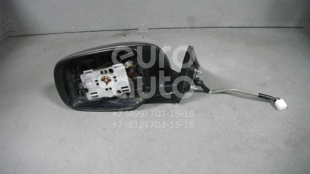 Зеркало левое электрическое для Toyota Camry V40 2006-2011 - Фото №1