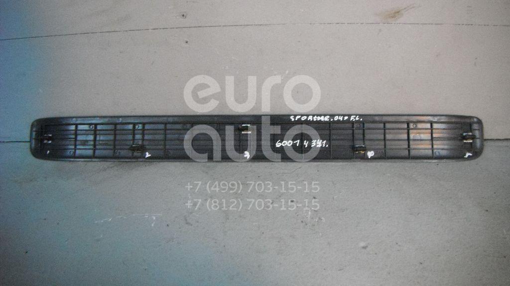 Накладка порога (внутренняя) для Kia Sportage 2004-2010 - Фото №1