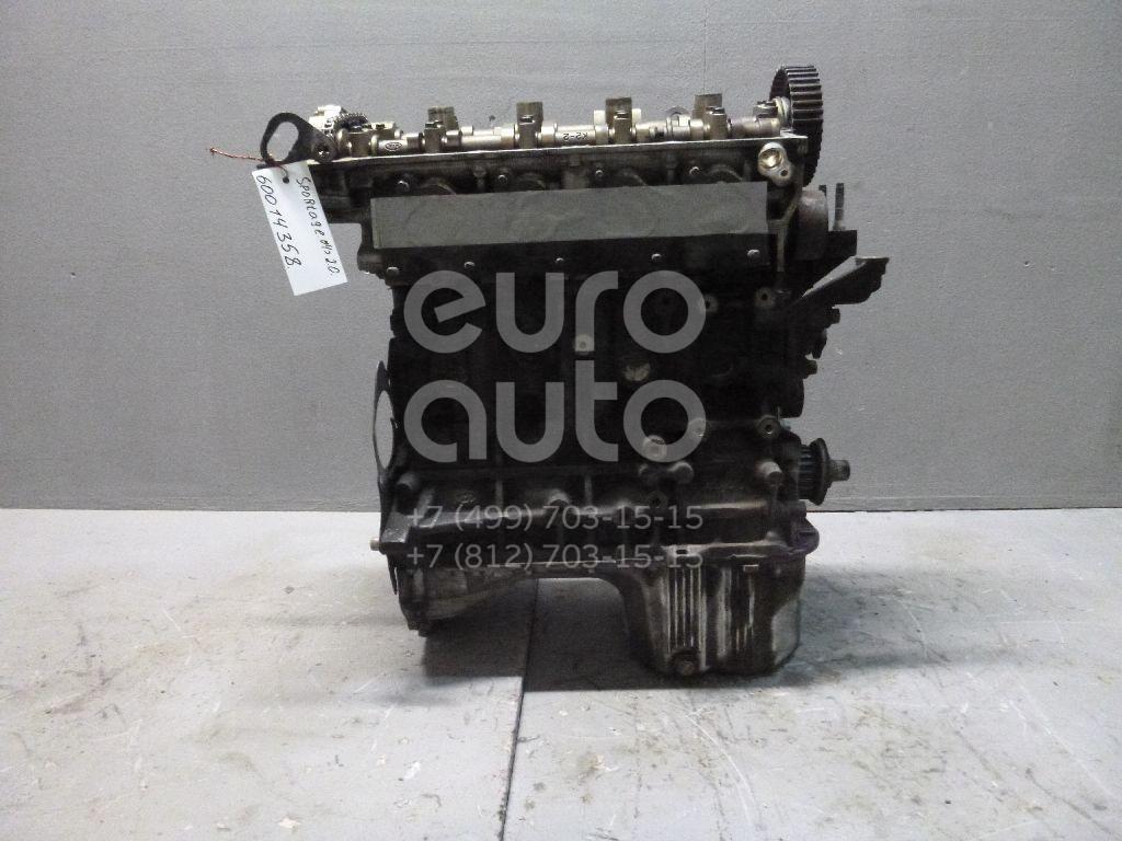 Двигатель для Kia Sportage 2004-2010;Tucson 2004-2010 - Фото №1