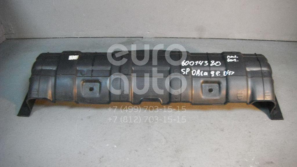 Пол багажника для Kia Sportage 2004-2010 - Фото №1