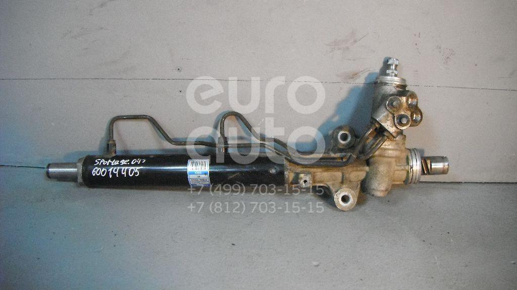 Рейка рулевая для Kia Sportage 2004-2010 - Фото №1