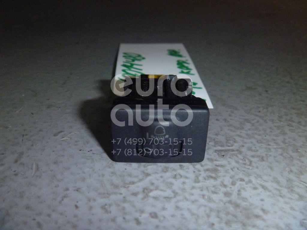 Кнопка корректора фар для Toyota Camry XV40 2006-2011;Yaris 2005-2011;Land Cruiser (150)-Prado 2009>;Camry XV50 2011> - Фото №1