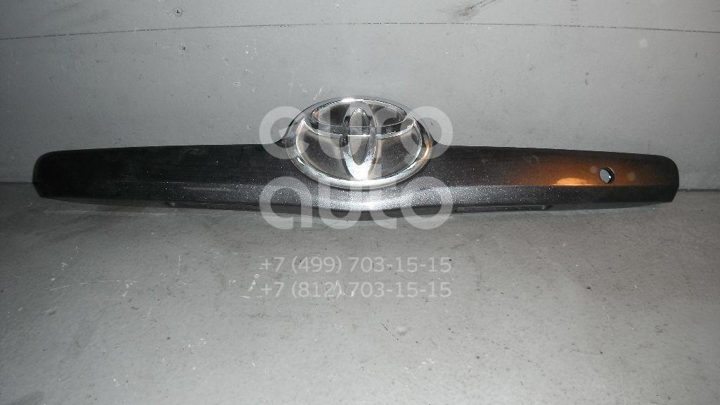 Накладка крышки багажника для Toyota Camry XV40 2006-2011 - Фото №1