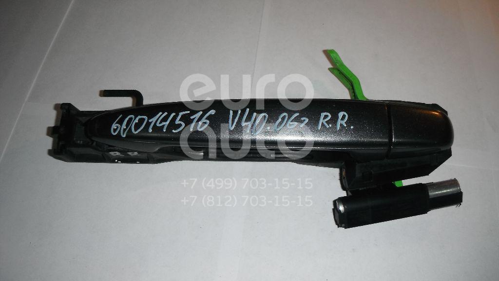 Ручка двери задней наружная правая для Toyota Camry V40 2006-2011 - Фото №1