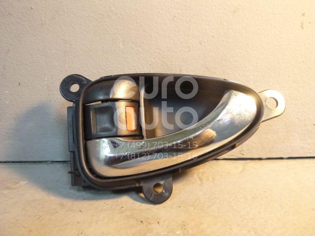 Ручка двери внутренняя левая для Toyota Camry V40 2006-2011 - Фото №1