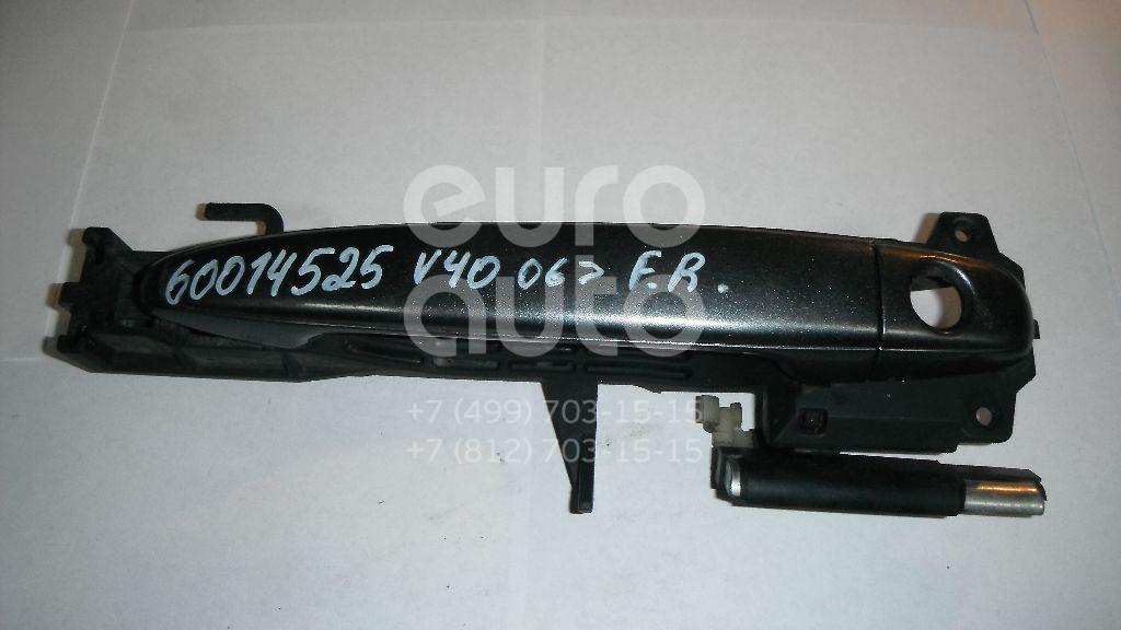 Ручка двери передней наружная правая для Toyota Camry V40 2006-2011 - Фото №1
