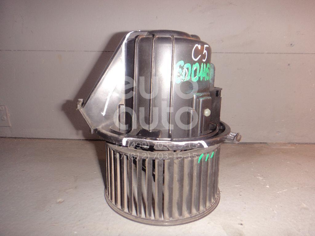 Моторчик отопителя для Citroen,Peugeot C5 2008>;407 2004-2010;C6 2006-2012 - Фото №1