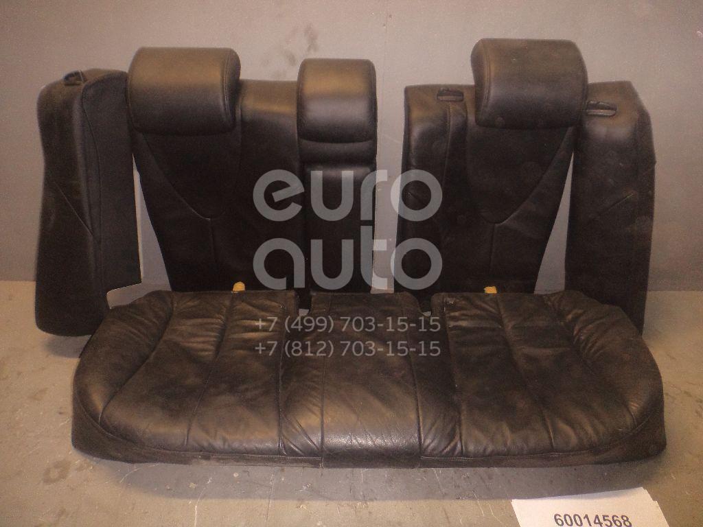 К-кт сидений для Toyota Camry V40 2006-2011 - Фото №1
