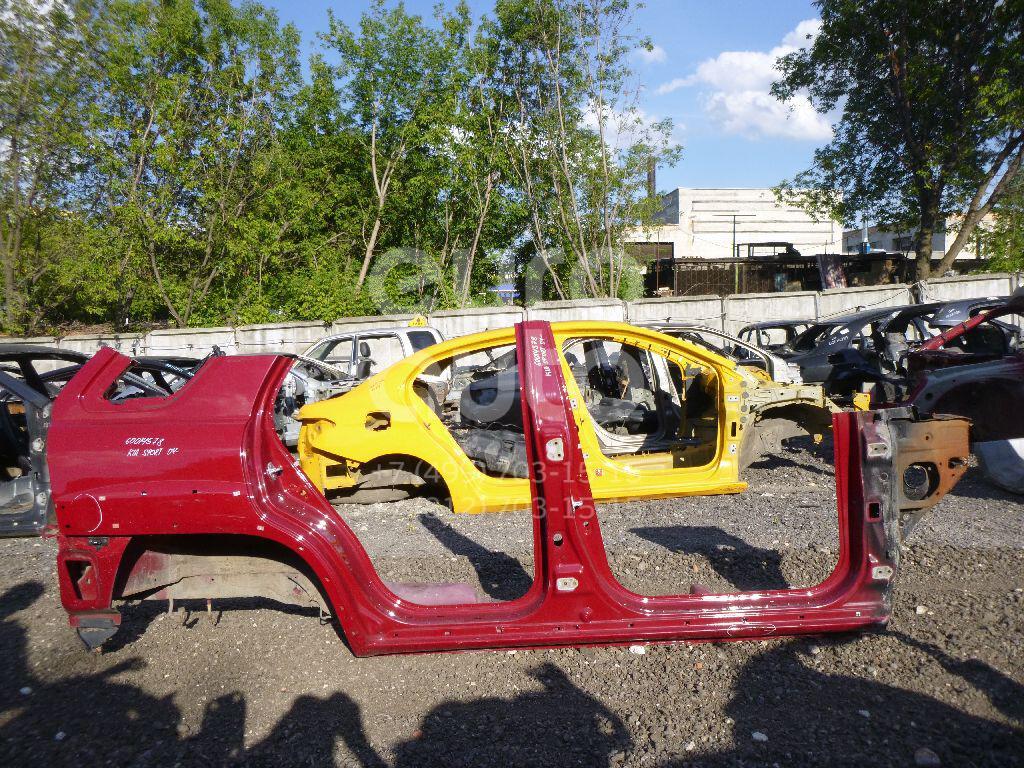 Кузовной элемент для Kia Sportage 2004-2010 - Фото №1