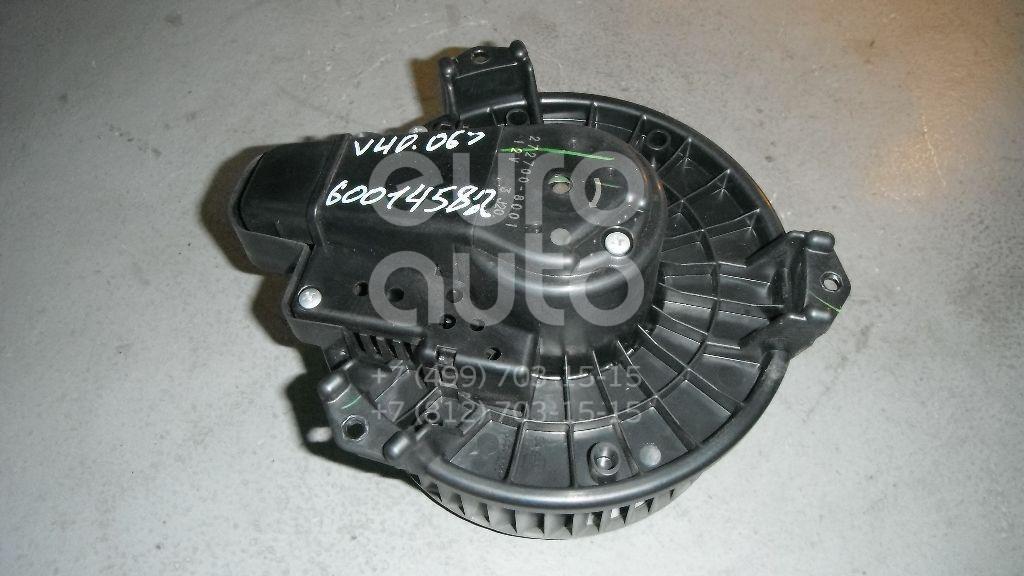 Моторчик отопителя для Toyota Camry V40 2006-2011;Highlander II 2007-2013;Venza 2009> - Фото №1