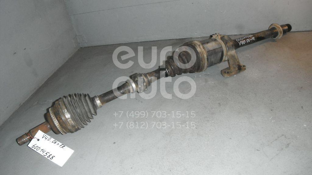 Полуось передняя правая для Toyota Camry XV40 2006-2011 - Фото №1