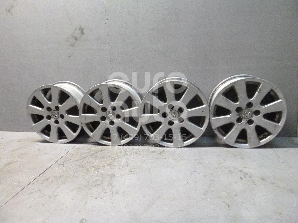 Диски колесные легкосплавные (к-кт) для Toyota Camry V40 2006-2011 - Фото №1