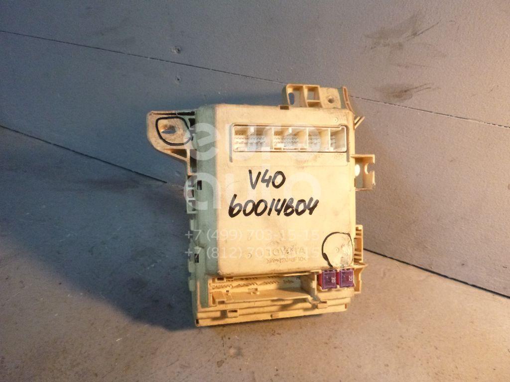 Блок предохранителей для Toyota Camry XV40 2006-2011 - Фото №1