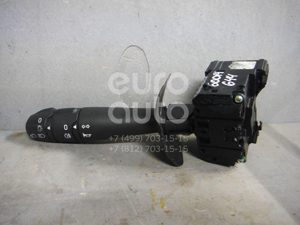 Переключатель поворотов подрулевой для Renault Sandero 2009-2014 - Фото №1