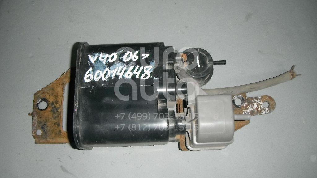 Абсорбер (фильтр угольный) для Toyota,Lexus Camry V40 2006-2011;Camry V50 2011>;ES (SV40) 2006-2012 - Фото №1