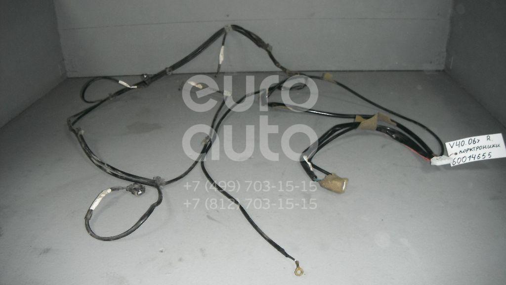 Проводка (коса) для Toyota Camry V40 2006-2011 - Фото №1