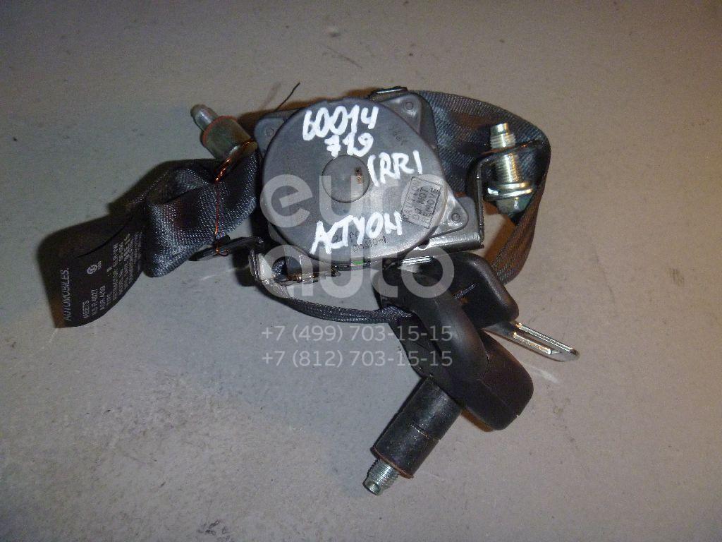 Ремень безопасности для Ssang Yong Actyon 2005-2012 - Фото №1