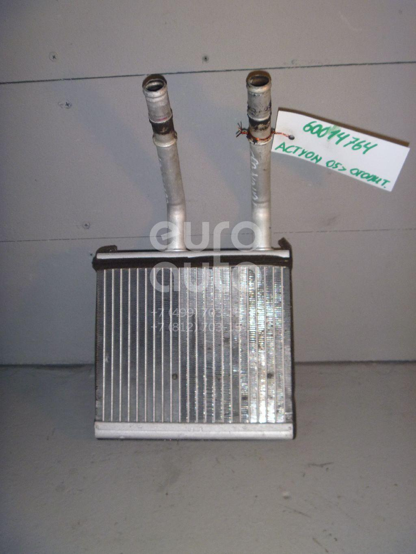 Радиатор отопителя для Ssang Yong Actyon 2005-2012;Kyron 2005> - Фото №1