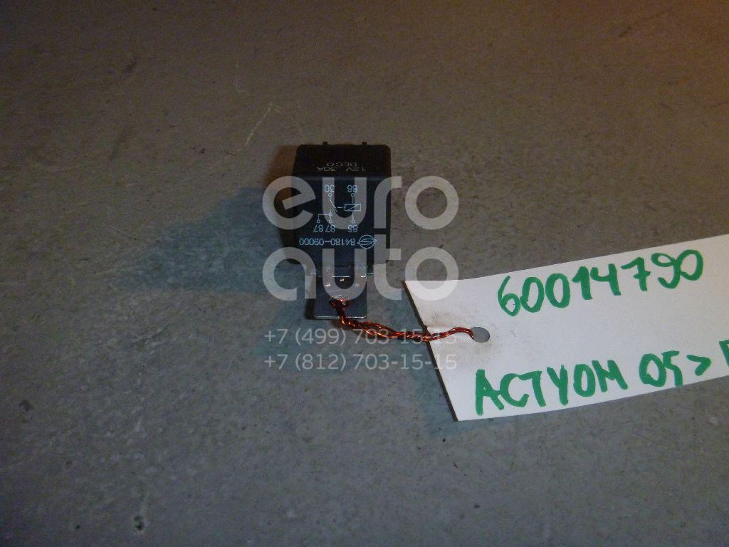Реле для Ssang Yong Actyon 2005-2012;Kyron 2005>;Actyon Sport 2006-2012 - Фото №1