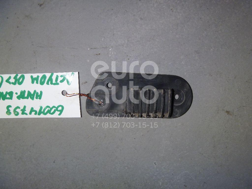 Направляющая заднего бампера правая для Ssang Yong Actyon 2005-2012;Actyon Sport 2006-2012;Actyon Sport 2012> - Фото №1