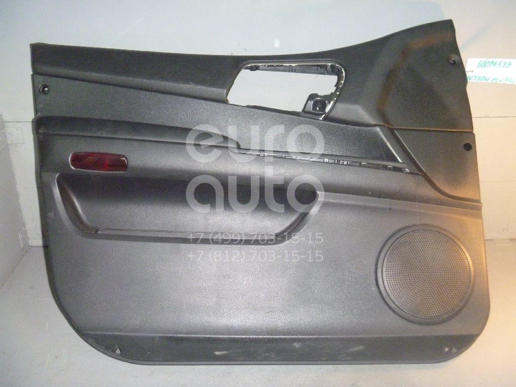 Обшивка двери передней левой для Ssang Yong Actyon 2005-2012 - Фото №1