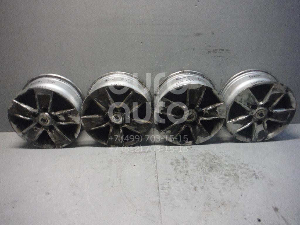 Диски колесные легкосплавные (к-кт) для Ssang Yong Actyon 2005-2012 - Фото №1