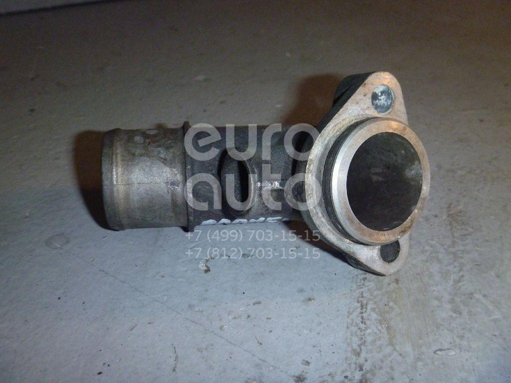 Фланец двигателя системы охлаждения для Ssang Yong Actyon 2005-2012;Rexton I 2001-2006;Kyron 2005-2015;Rexton II 2006-2012;Actyon Sport 2006-2012;Rodius 2005-2013 - Фото №1