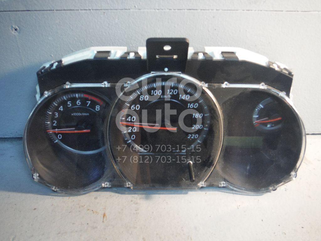 Панель приборов для Nissan Tiida (C11) 2007-2014 - Фото №1