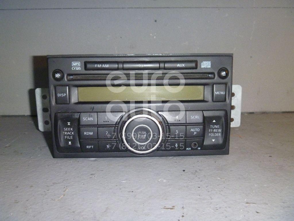 Магнитола для Nissan Tiida (C11) 2007>;Urvan (E24) 1986-1997 - Фото №1