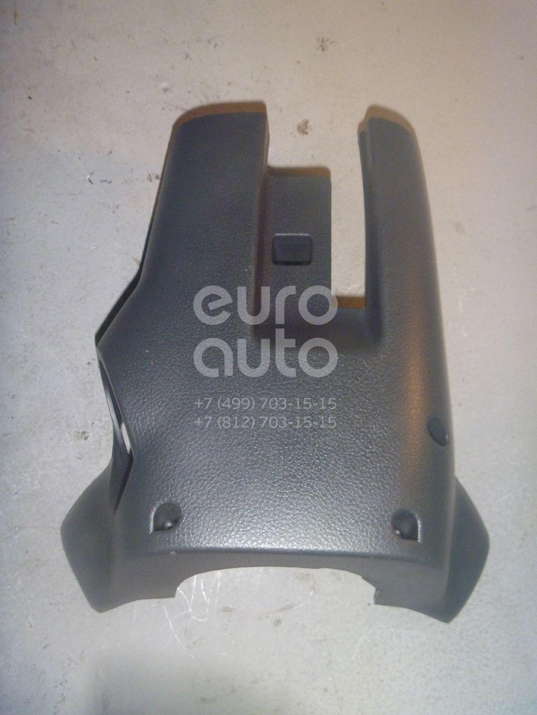 Кожух рулевой колонки нижний для Nissan Tiida (C11) 2007-2014 - Фото №1