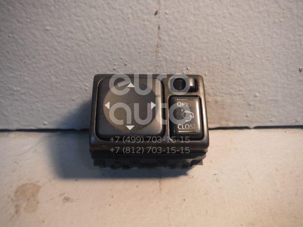 Переключатель регулировки зеркала для Nissan Tiida (C11) 2007-2014 - Фото №1