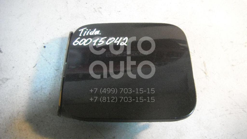 Лючок бензобака для Nissan Tiida (C11) 2007-2014 - Фото №1