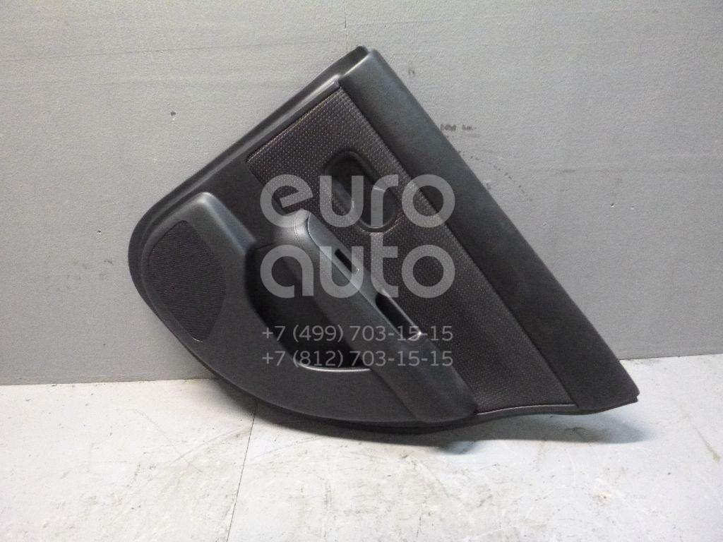 Обшивка двери задней правой для Nissan Tiida (C11) 2007> - Фото №1