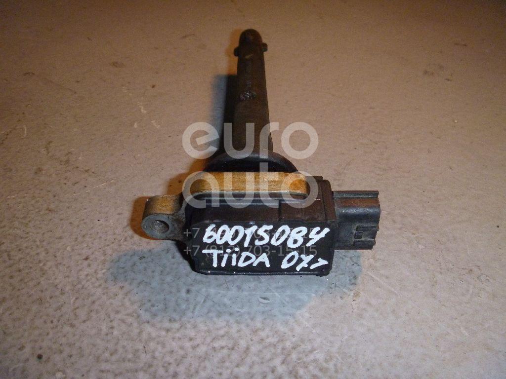 Катушка зажигания для Nissan Tiida (C11) 2007-2014;Note (E11) 2006-2013;Micra (K12E) 2002-2010;Qashqai (J10) 2006-2014;X-Trail (T31) 2007-2014;Teana J32 2008-2013;Qashqai+2 (JJ10) 2008-2014 - Фото №1