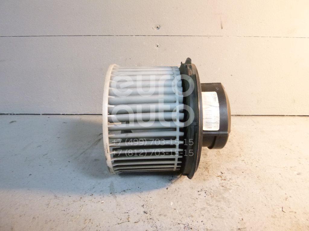 Моторчик отопителя для Nissan Tiida (C11) 2007-2014;NV200 (M20) 2009> - Фото №1