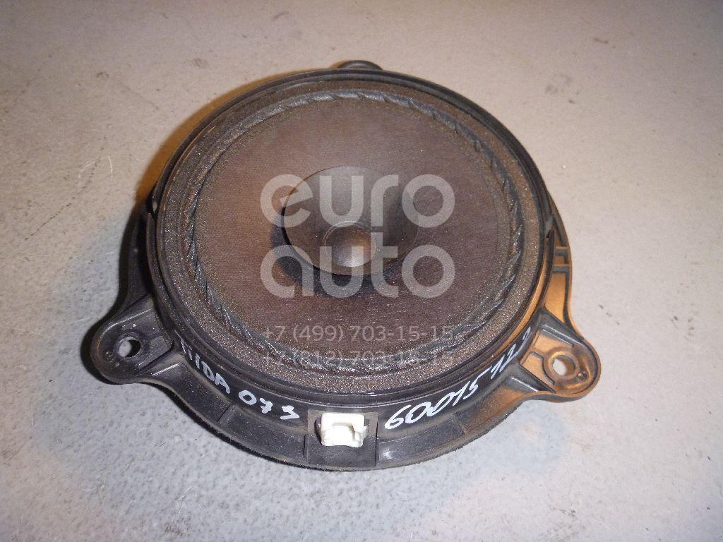 Динамик для Nissan Tiida (C11) 2007-2014;Teana J31 2006-2008;X-Trail (T30) 2001-2006;X-Trail (T31) 2007-2014;Teana J32 2008-2013;Murano (Z51) 2008-2016;Juke (F15) 2011>;NV200 (M20) 2009> - Фото №1