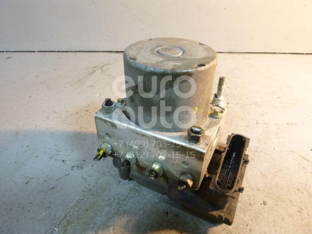 Блок ABS (насос) для Nissan Tiida (C11) 2007-2014 - Фото №1