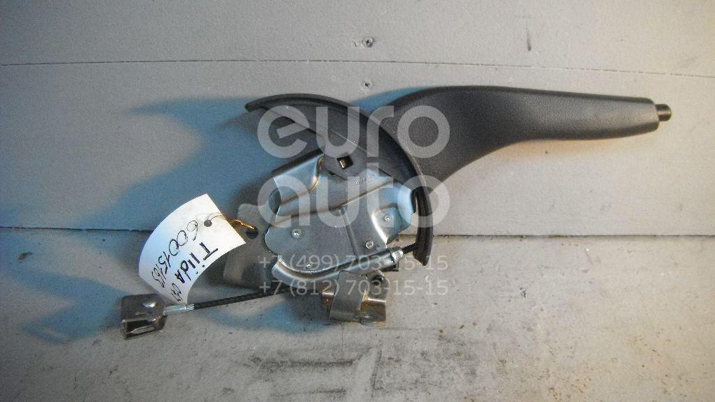 Рычаг стояночного тормоза для Nissan Tiida (C11) 2007> - Фото №1