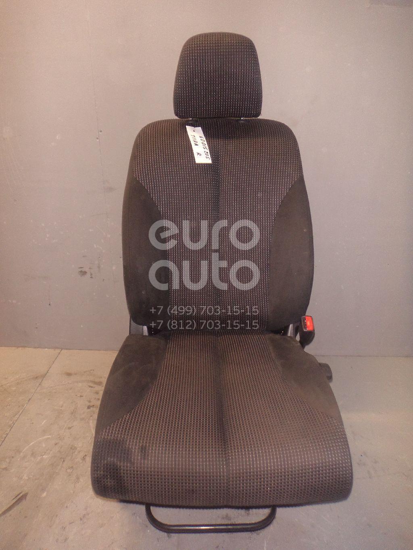 Сиденье переднее правое для Nissan Tiida (C11) 2007-2014 - Фото №1