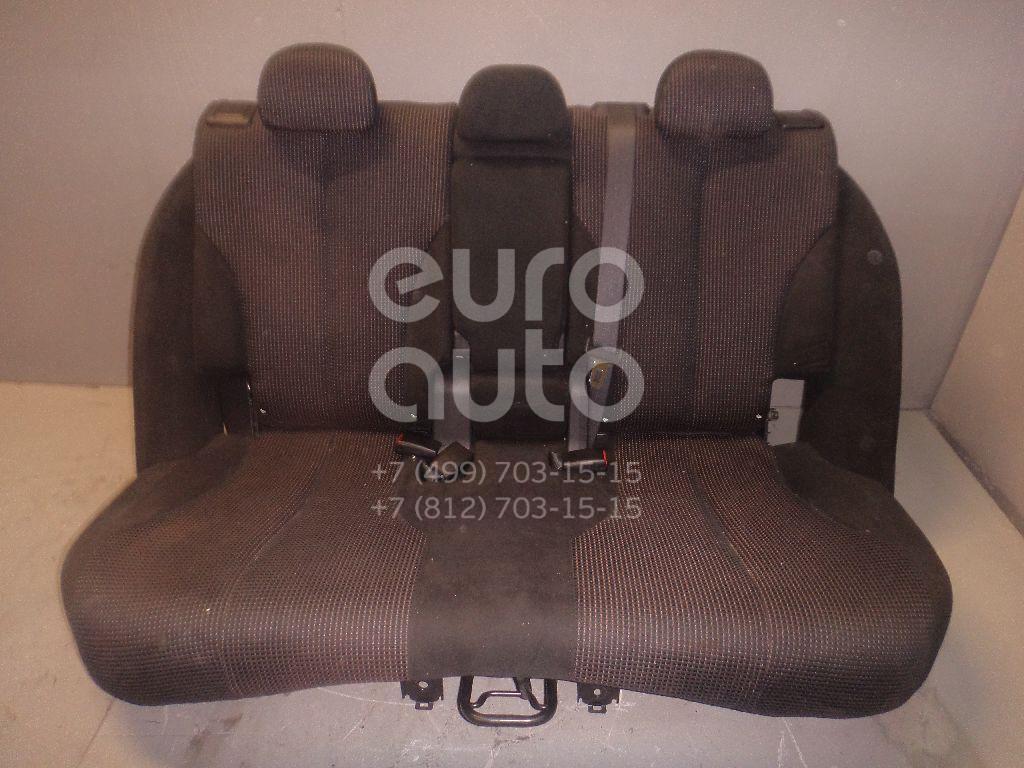 Сиденье салонное для Nissan Tiida (C11) 2007-2014 - Фото №1