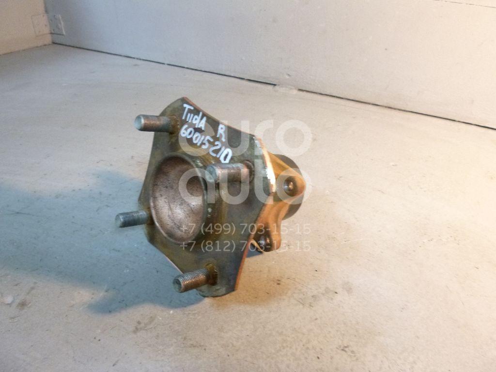 Ступица задняя для Nissan Tiida (C11) 2007-2014 - Фото №1