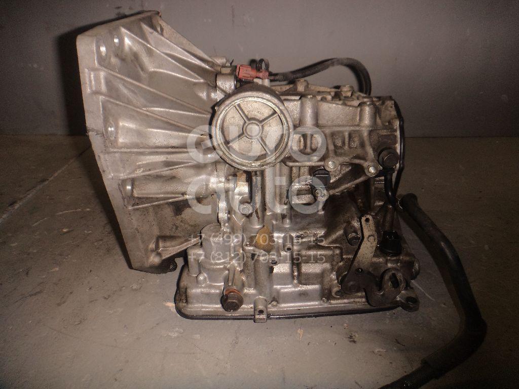 АКПП (автоматическая коробка переключения передач) для Nissan Tiida (C11) 2007-2014 - Фото №1