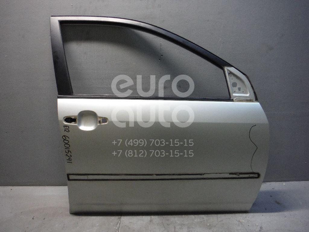 Дверь передняя правая для Toyota Corolla E12 2001-2006 - Фото №1